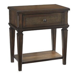 Smotherman 1 Drawer Nightstand