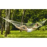 Padre Island Rope Cotton Tree Hammock