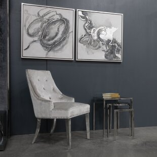 Crawfordsville Dining Chair by Everly Quinn