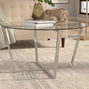 Read Reviews Rodas Coffee Table By Wrought Studio