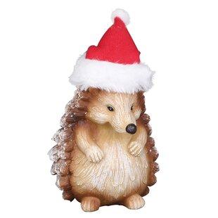 Christmas Hedgehog Wayfair