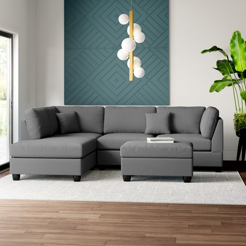 Infini Bibler Sectional   Item# 11391