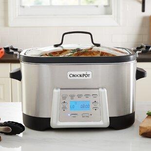 6 Qt. 5 in 1 Multi-Cooker