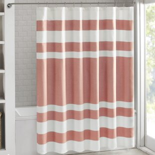 Pink Yellow Gold Shower Curtains Youll Love