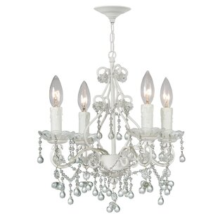 Lark Manor Theroux 4-Light Candle Style C..