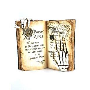 Halloween Spell Book Wayfair