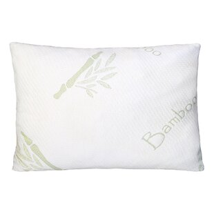 Alwyn Home Ryker Shredded Memory Foam Pillow (Set of 2)