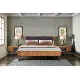 Armendariz Platform Solid Wood 3 Piece Bedroom Set by Corrigan Studio