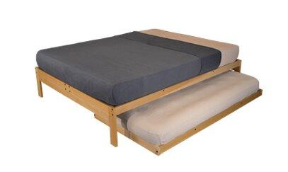 Winston Porter Wynter Platform Bed with Trundle & Reviews | Wayfair
