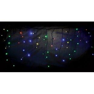 180 LED Icicle Lights By The Seasonal Aisle