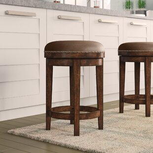 Hebbville 25 Swivel Bar Stool by Trent Austin Design