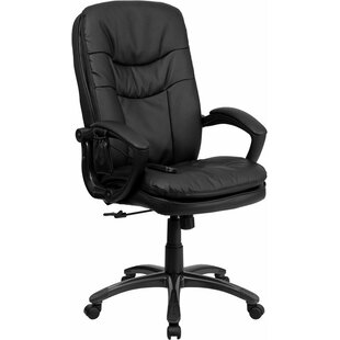 Kruger Executive Chair by Symple Stuff