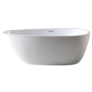 72 Inch Free Standing Bath Tub | Wayfair