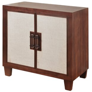 Balthrop Linen 2 Door Accent Cabinet by Bloomsbury Market