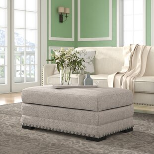Swanigan Storage Ottoman by Th..