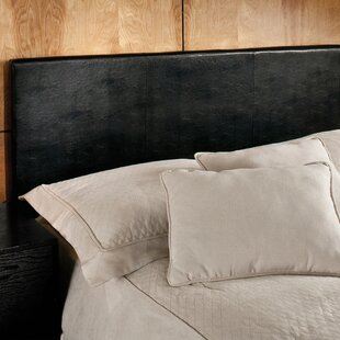 Leman Upholstered Panel Headboard