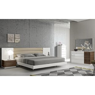 Brayden Studio Cretys Platform Configurable Bedroom Set
