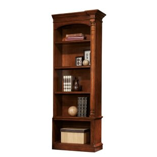 Caylee Right Pier Standard Bookcase Darby Home Co