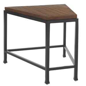 Ocean Club Pacifica Wedge Iron Side Table