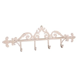 Sheila Wall Mounted Coat Rack By Lily Manor