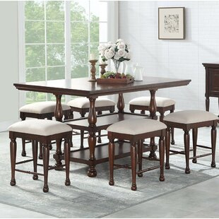 Harriett Pub Table Set by Canora Grey