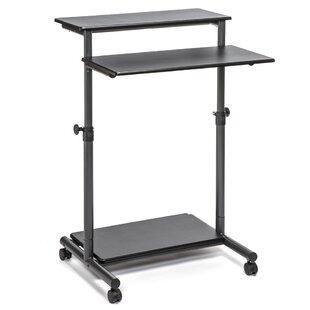 Ergonomic Adjustable Standing Desk by Audio-Visual Direct Modern