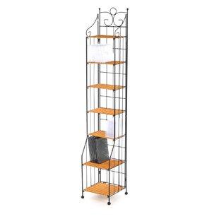 Order Wood Multimedia Storage Rack ByCharlton Home
