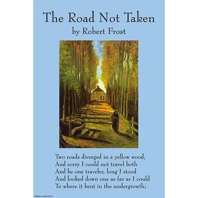 the road not taken novel