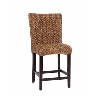Hannibal Casual Woven Bar Stool (Set of 2..
