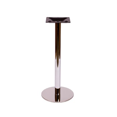 Adele Bar Height Table Base BFMSEATING Size: 24 W x 24 D