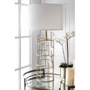 Willa Arlo Interiors Derrell Modern Cylinder 29