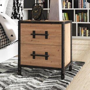 Trend Chadwood 2 Drawer Nightstand ByTrent Austin Design
