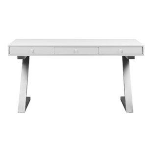Woll Writing Desk by Brayden Studio Spacial Price