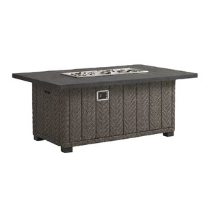 Stone Fire Pit Table By Tommy Bahama Outdoor