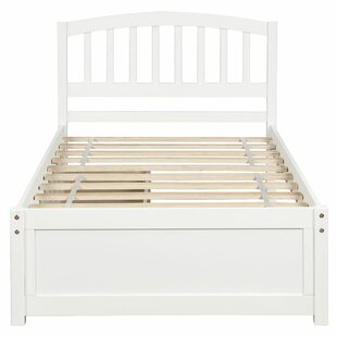 Twin Platform Bed by Highland Dunes
