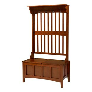 Louisa Hall Tree with Storage Bench by Andover Mills