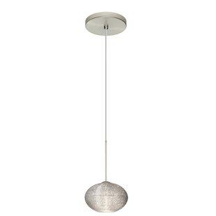 Lasso 1 Integrated Bulb Mini Pendant by Besa Lighting