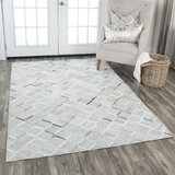 Wild Thing Gray Area Rug