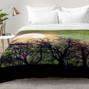 East Urban Home Moon Magic Comforter Set