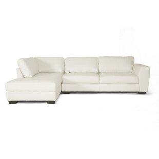 White Sectional Sofas Joss Main