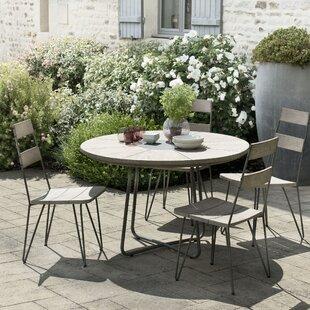 Worden Garden 4 Seater Dining Set By Sol 72 Outdoor
