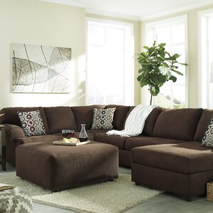 Andover Mills ANDO5424 Sellersville Reversible Sectional