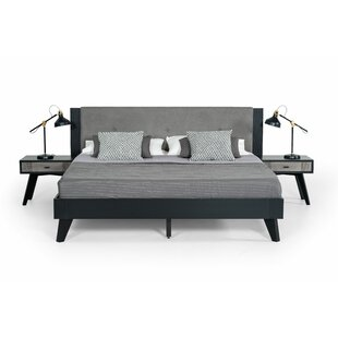Affordable Donham Upholstered Platform Bed by Ivy Bronx Reviews (2019) & Buyer's Guide