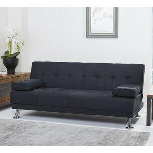 Big sofas polsterfarbe schwarz for Schlafsofa berlin