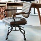 DuBois Genuine Leather Task Chair
