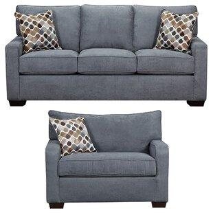 Costello 2  Piece  Living Room Set