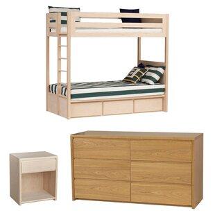 Kadon Twin Standard Bed Configurable Bedroom Set
