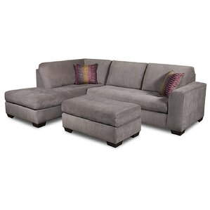 Almeda Sectional by Chelsea Home