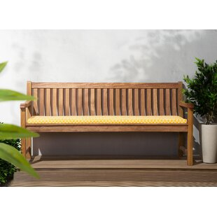Ashdown Wooden Bench By Sol 72 Outdoor
