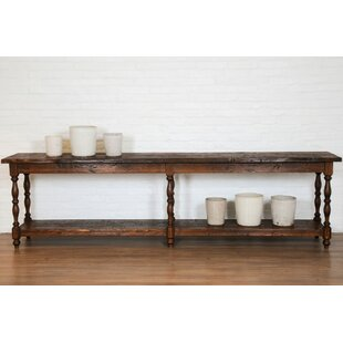 et?HOME Belgian Monastery Console Table